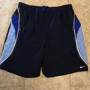 Nike Men's Swim Trunks sz L